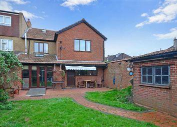 Thumbnail 5 bedroom semi-detached house for sale in Lavender Avenue, Worcester Park, Surrey