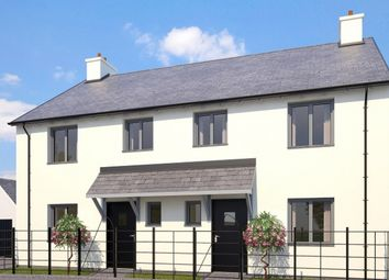 Thumbnail 3 bed semi-detached house for sale in Middle Green, South Brent, Devon