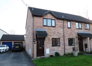 Thumbnail 2 bed end terrace house to rent in Cooks Close, Bradley Stoke, Bristol