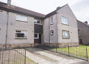 Thumbnail 2 bedroom flat for sale in Manor Crescent, Tullibody, Alloa