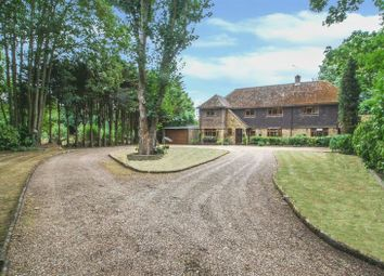 Thumbnail 5 bed detached house for sale in River Road, Taplow, Maidenhead