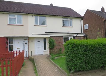Thumbnail 2 bed semi-detached house for sale in Whipperley Ring, Luton