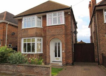 Thumbnail 3 bed detached house to rent in Valmont Road, Sherwood, Nottingham