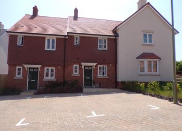 Thumbnail 2 bedroom terraced house for sale in Telegraph Road, Andover