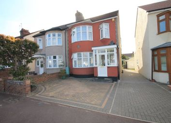 Thumbnail 3 bedroom semi-detached house for sale in Lilac Gardens, Romford
