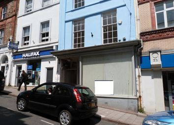 Thumbnail Retail premises to let in High Street, Bideford