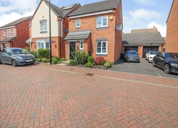 Thumbnail 3 bed detached house for sale in Sandpit Drive, Birstall, Leicester, Leicestershire