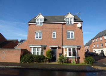 Thumbnail 4 bed property to rent in Hevea Road, Stretton, Burton-On-Trent