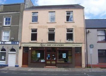 Thumbnail Retail premises for sale in Bush Street, Pembroke Dock, Pembrokeshire