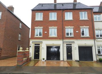 Thumbnail 3 bedroom town house for sale in Ladybank Avenue, Fulwood, Preston