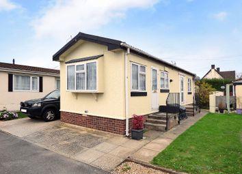 Thumbnail 1 bed mobile/park home for sale in Harbour View Park, Rope Walk, Littlehampton