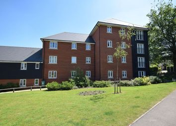 Thumbnail 2 bed flat for sale in Allard Way, Saffron Walden