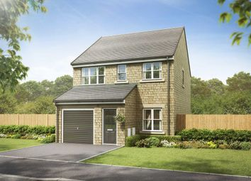 "Thumbnail 3 bed detached house for sale in ""The Piccadilly"" at Barnsley Road, Flockton, Wakefield"