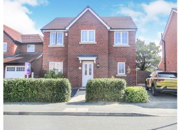 Thumbnail 4 bed detached house for sale in Clos Belyn, Llandudno Junction