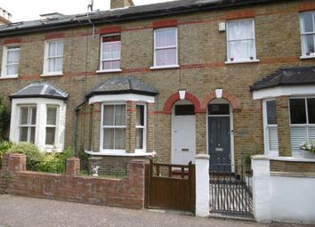 Thumbnail 2 bed terraced house to rent in Milton Road, Hampton