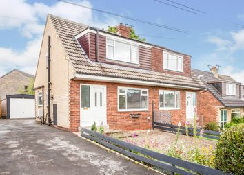 Thumbnail 3 bed semi-detached house for sale in Peaseland Road, Cleckheaton, West Yorkshire