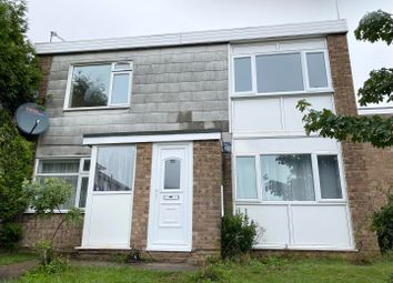Thumbnail 2 bed maisonette to rent in Green Walk, Western Park, Leicester