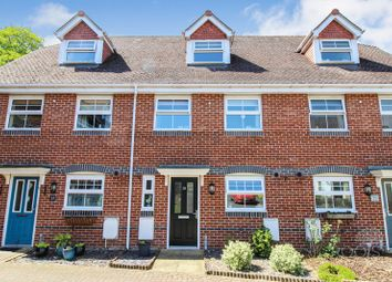 Thumbnail 4 bed terraced house for sale in Rowlock Gardens, Hermitage, Thatcham
