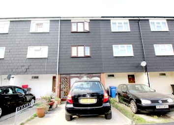Thumbnail 3 bed town house for sale in Stellman Close, London