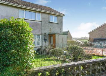 Thumbnail 3 bed semi-detached house for sale in St. Julitta, Bodmin