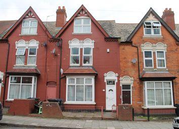 Thumbnail 4 bedroom terraced house for sale in Lansdowne Road, Handsworth, Birmingham