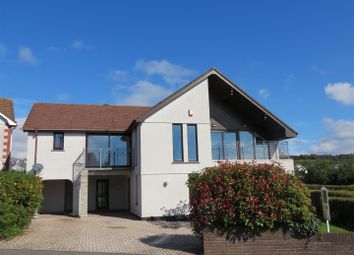 Thumbnail 5 bed detached house for sale in Bay View Park, St Austell, St. Austell