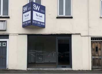Thumbnail Retail premises to let in Stratford Road, Birmingham