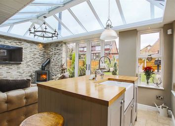 Thumbnail 2 bed semi-detached bungalow for sale in Somerset Road, Rishton, Lancashire