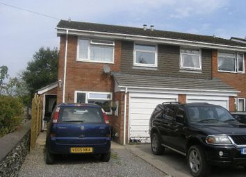 Thumbnail 3 bed semi-detached house for sale in Pettycroft, Ruardean