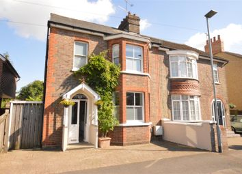 Thumbnail 3 bed semi-detached house for sale in Borough Road, Dunstable