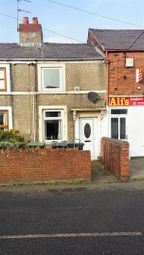 Thumbnail 2 bed end terrace house for sale in High Street, Rhostyllen, Wrexham
