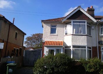 Thumbnail 5 bed semi-detached house to rent in Sherborne Road, Highfield, Southampton