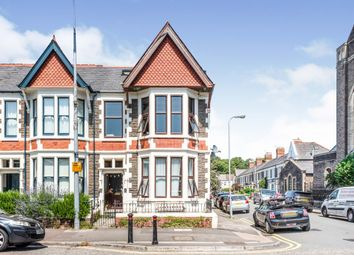 Thumbnail 3 bed flat for sale in Cathedral Road, Pontcanna, Cardiff