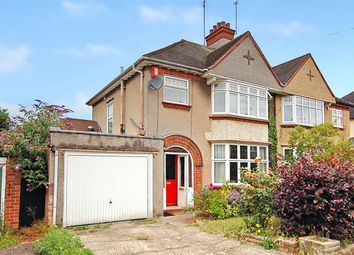 Thumbnail 4 bed semi-detached house for sale in The Headlands, Abington, Northampton