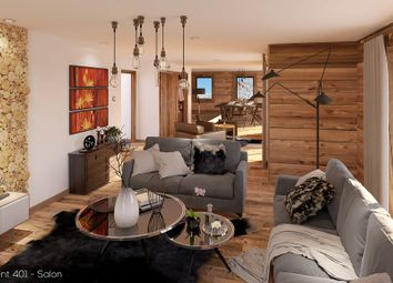 Thumbnail 4 bed apartment for sale in Morzine, 74110, France