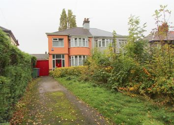 Thumbnail 3 bed semi-detached house for sale in West Oakhill Park, Old Swan, Liverpool