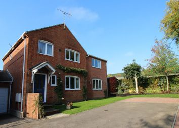 Thumbnail 4 bed link-detached house for sale in Rockfel Road, Lambourn