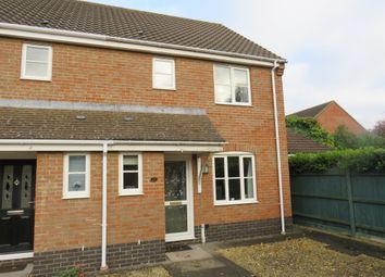 Thumbnail 3 bedroom semi-detached house for sale in Holly Blue Road, Wymondham
