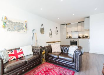 Thumbnail 1 bed flat for sale in Rathbone Market, Docklands