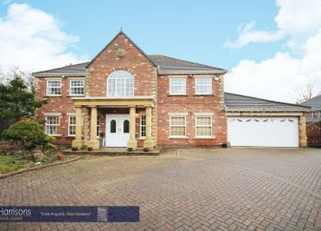Thumbnail 4 bed detached house for sale in Wearish Lane, Westhoughton, Bolton, Lancashire.