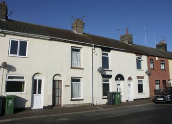 Thumbnail 2 bed terraced house for sale in North River Road, Great Yarmouth