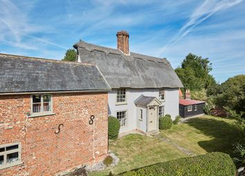 Thumbnail 5 bed farmhouse for sale in Evergreen Lane, Great Bradley, Newmarket