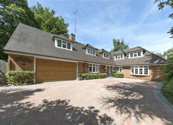Thumbnail 5 bedroom detached house for sale in Brackenhill, Cobham, Surrey