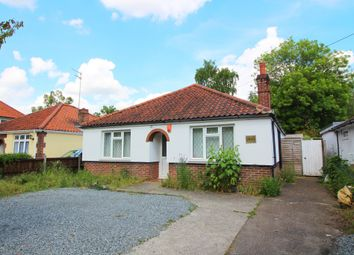 Thumbnail 1 bedroom detached bungalow to rent in Earlham Green Lane, Norwich