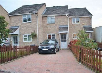 Thumbnail 2 bed terraced house to rent in Lantern Close, Cinderford