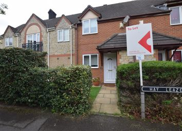 Thumbnail 2 bed terraced house to rent in Hay Leaze, Yate, Bristol