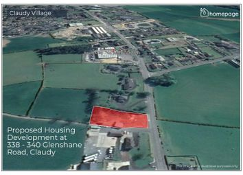 Thumbnail Land for sale in Housing Development, 338 - 340 Glenshane Road, Claudy