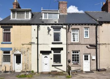 Thumbnail 2 bed terraced house for sale in Hall View, Chapeltown, Sheffield, South Yorkshire