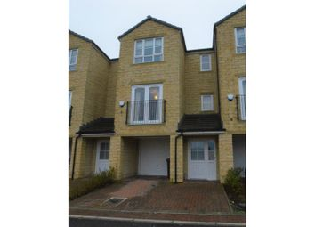 Thumbnail 3 bed town house for sale in Beech Tree Close, Keighley