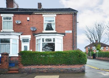 Thumbnail 3 bed end terrace house for sale in Northwood Park Road, Northwood, Stoke-On-Trent